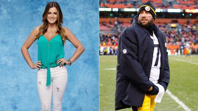 Ben Roethlisberger Is Rumored To Be Participating In A Bachelorette Group Date