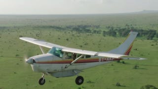 Illustration for article titled Data-Collecting Planes Are Counting Africa's Elephants to Curb Poaching