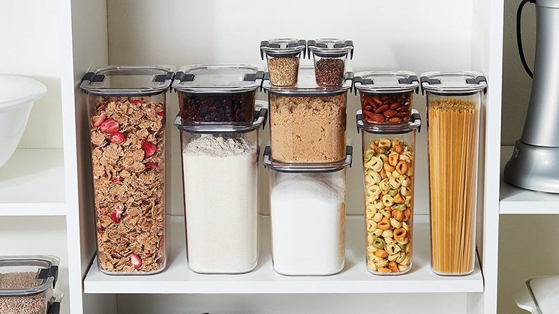 Finally Organize Your Pantry With A Great Deal On
