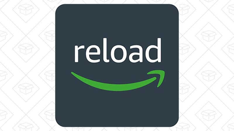 $10 bonus with $100 Amazon Gift Card reload. First time reloaders only.