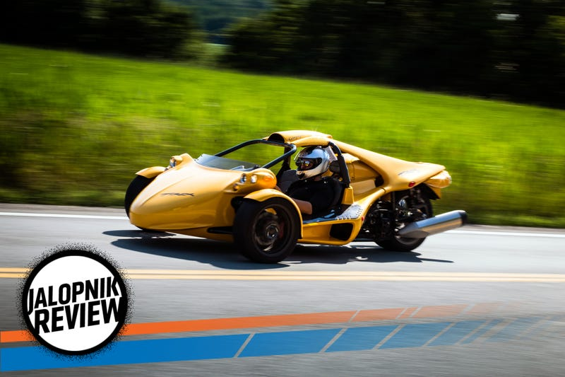 The Campagna T-Rex Would Have To Be Your Last Car