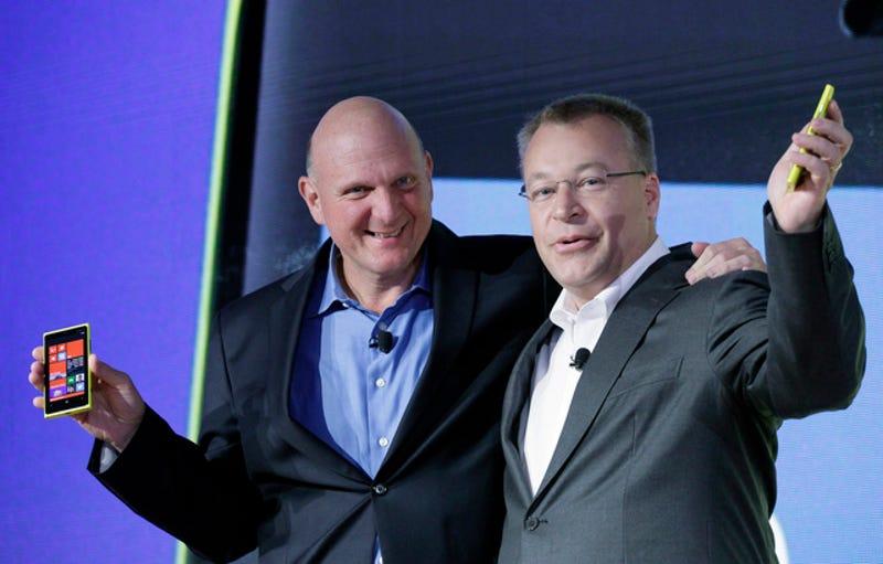 Illustration for article titled Microsoft se hace con Nokia: las cifras de la compra del año