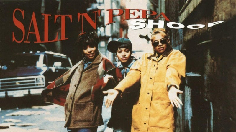 "Illustration for article titled With ""Shoop,"" Salt-N-Pepa took control professionally and sexually"