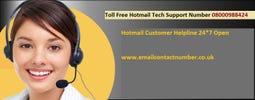 Hotmail technical helpline center logo