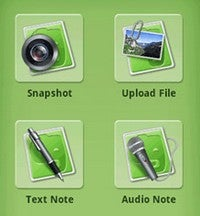Illustration for article titled Best Mobile Note Taking Tool: Evernote