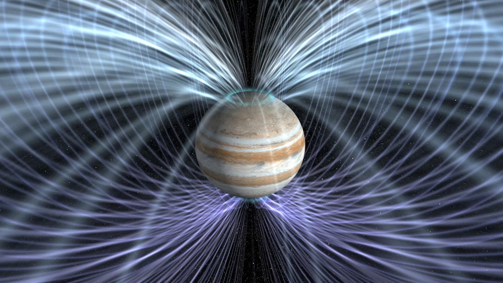 The Sound of a Spacecraft Entering Jupiter's Magnetic Field Is Nightmare Fuel