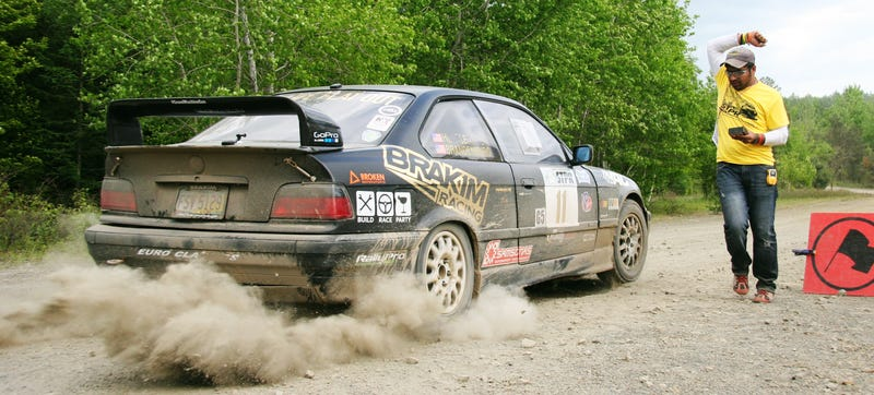 Illustration for article titled How To Watch Cars Throw Rocks In Your Face: The Art Of Rally Prep