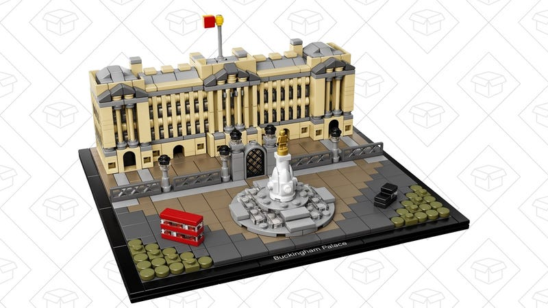 Kit de LEGO del Buckingham Palace | $40 | Amazon