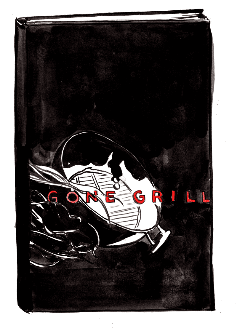 Illustration for article titled Books With 'Grill' in the Title