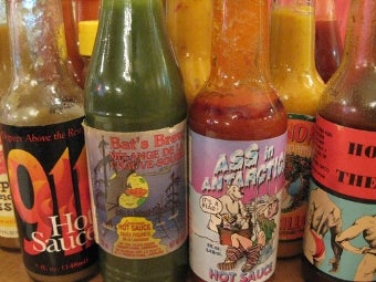Illustration for article titled Find Actual Uses for Your Very Hot Sauces