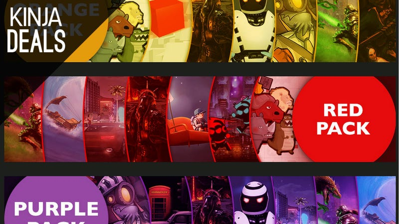 Illustration for article titled Today's Best Gaming Deals: Seven Games for $1, Rayman Legends, & More