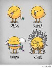 Illustration for article titled Inane Debate: Seasons
