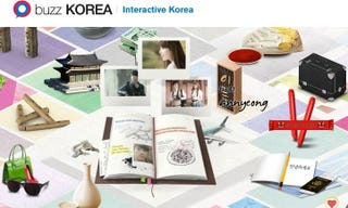 Illustration for article titled Virtual Tour of Korea with Idols