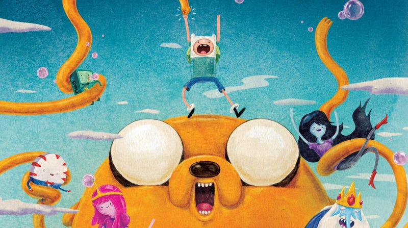 Illustration for article titled An exclusive clip from Adventure Time: The Complete Series celebrates some of its best characters