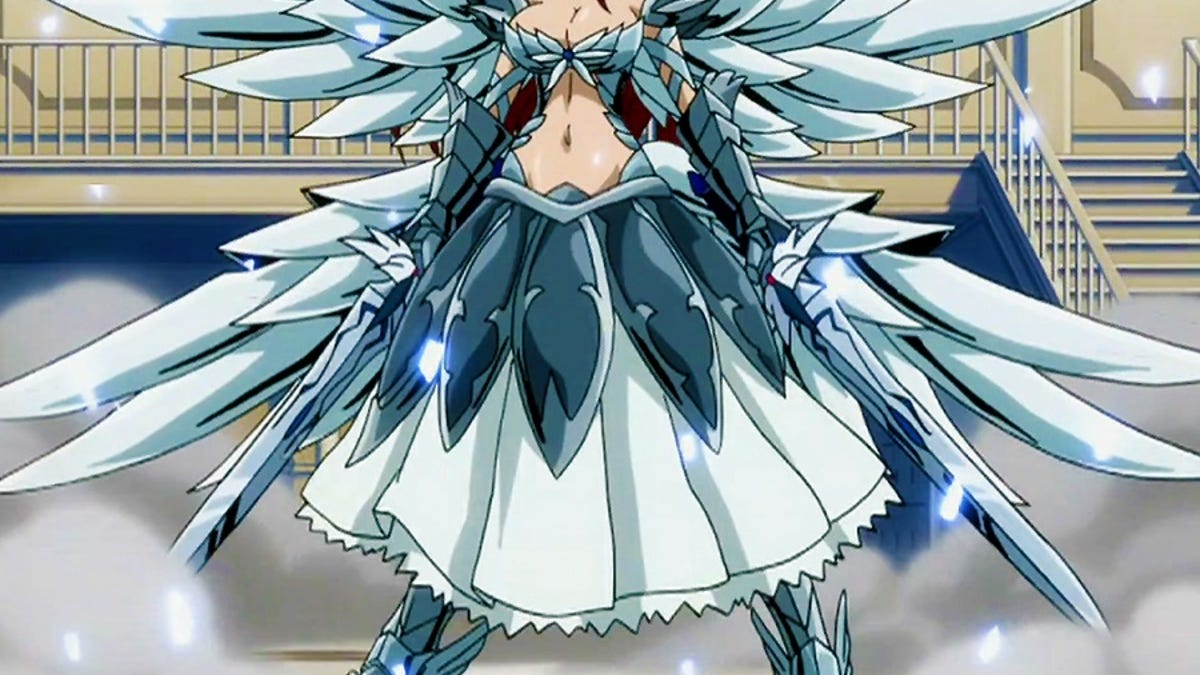 12 anime outfits that defy the laws of physics