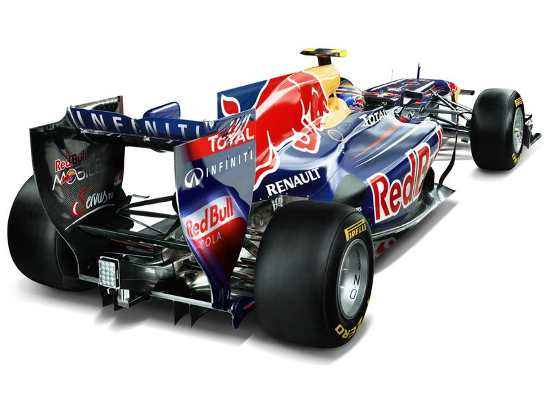 Illustration for article titled Red Bull Racing Head of IT to Lecture at UT-Austin Wednesday