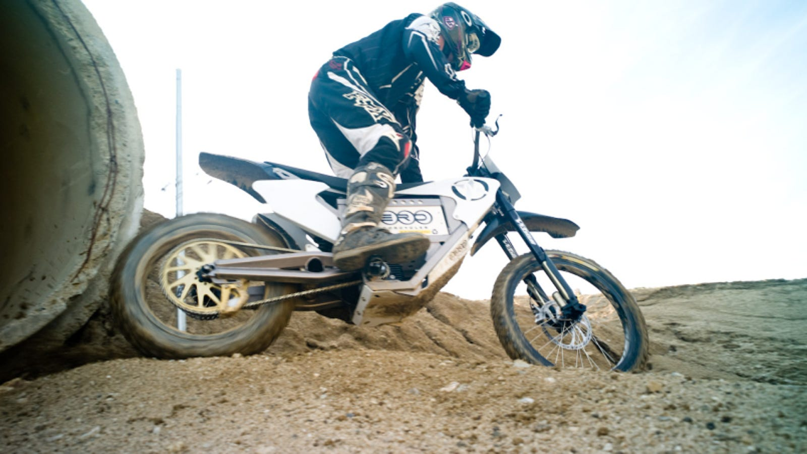 2009 Zero X First Ride Fastest Production Electric Dirt