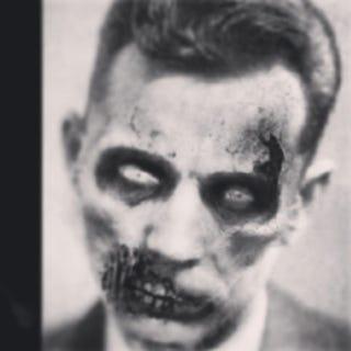 Illustration for article titled Ilyen lett József Attila és Babits, miután megharapták a zombik