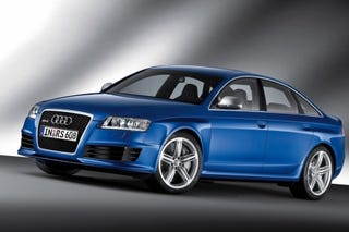 Illustration for article titled 2009 Audi RS6 Sedan Bows At Moscow Auto Show