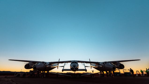 Virgin Galactic Aborts New Mexico Launch Because of Rocket Motor Issues