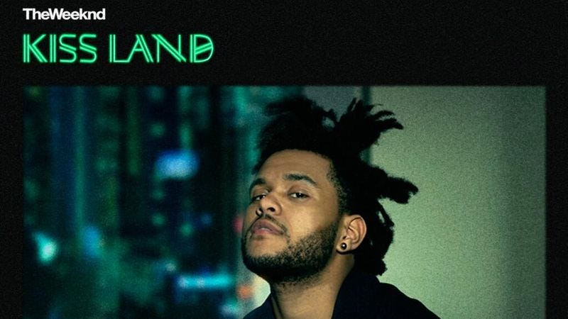 Illustration for article titled The Weeknd's Kiss Land has an official release date, artwork