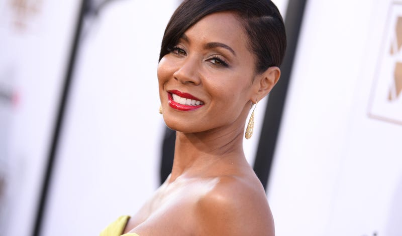 Jada Pinkett Smith shuts down Leah Remini's claims that she's a Scientologist