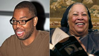 Ta-Nehisi Coates; Toni MorrisonWikimedia Commons; Patrick Kovarik/Getty Images