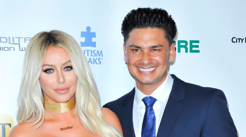Illustration for article titled Pauly D on Ex-Girlfriend Aubrey O'Day's Affair with Donald Trump, Jr.: '…What'