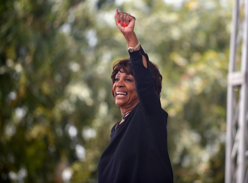 Rep. Maxine Waters (Chelsea Guglielmino/Getty Images)