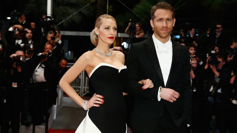 Illustration for article titled What Will Ryan Reynolds and Blake Lively's Baby Look Like?