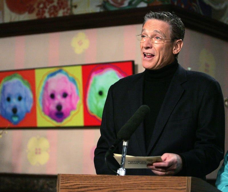 Illustration for article titled Maury Povich Reveals the Most Shocking Thing to Ever Happen on Maury