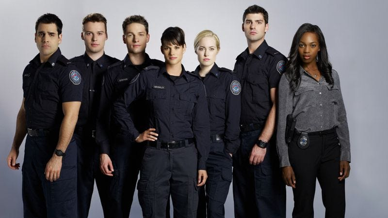 "Illustration for article titled Rookie Blue—""First Day Of The Rest Of Your Life"""
