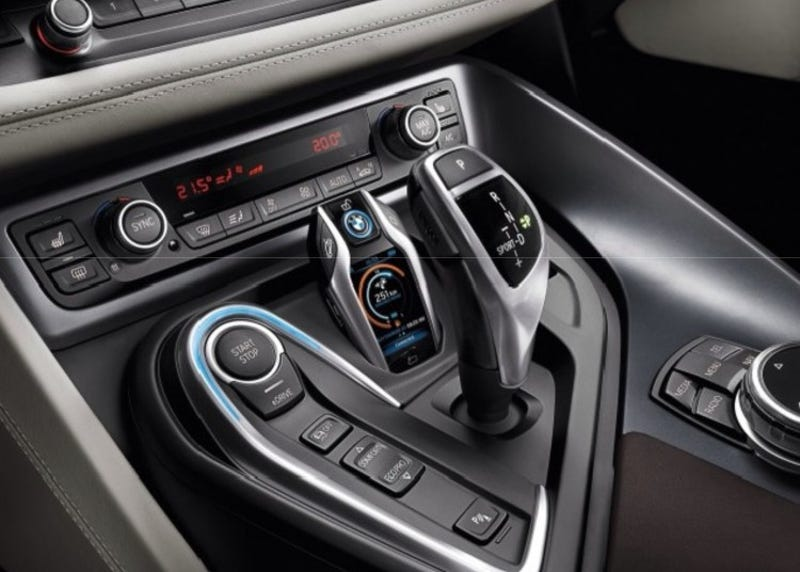 BMWs New Key Fob Is A Touchscreen Device In Its Own Right