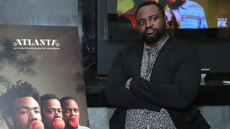 Brian Tyree Henry at the Atlanta New York screening at the Paley Center for Media on Aug. 23, 2016, in New York City