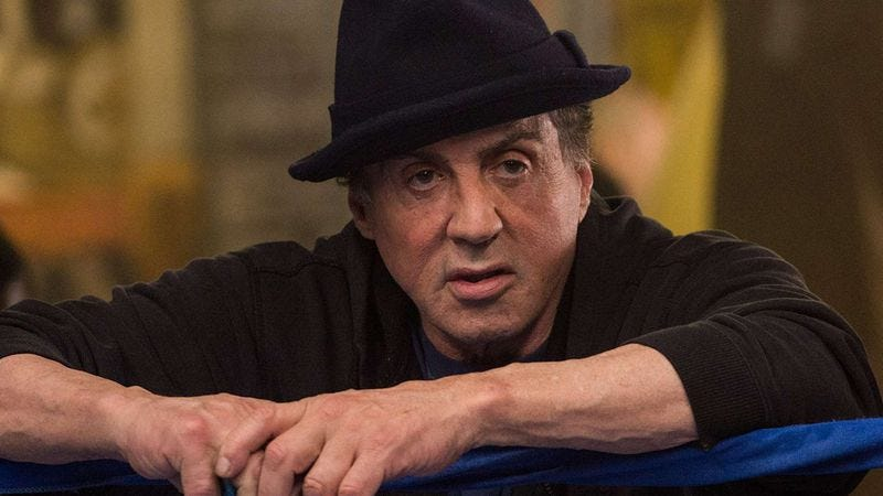 "Stallone in ""Creed"" (Photo: Warner Bros.)"