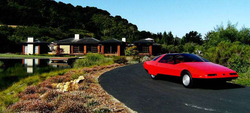All photo credits: Hemmings, where this 1979 concept car is up for sale out of Arroyo Grande, California