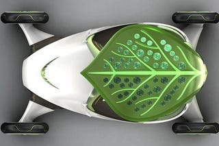 """Illustration for article titled Chinese Company Takes """"Green Motoring"""" Way Too Literally"""