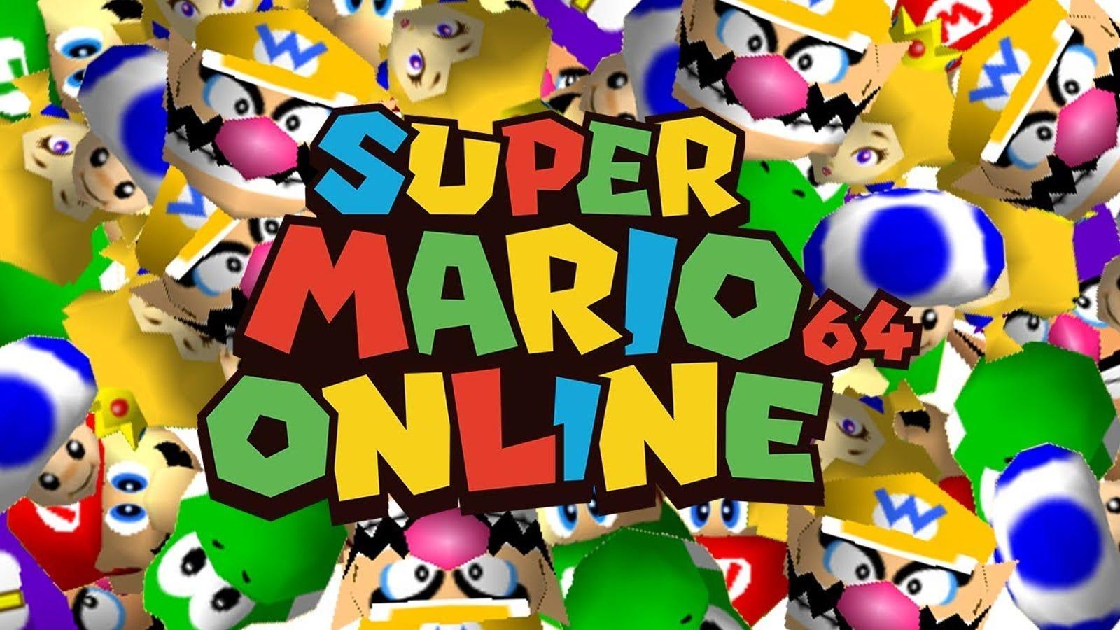 Nintendo Files Copyright Strikes Against Super Mario 64 Online