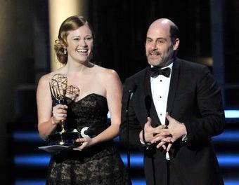 Illustration for article titled Emmy Winning Writer Kater Gordon Fired From Mad Men