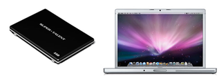 Illustration for article titled MacBooks Get SSDs (Unofficially)