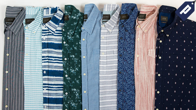 Illustration for article titled Take 50% Off Lightweight Short Sleeve Button Downs From Jachs (From $29)
