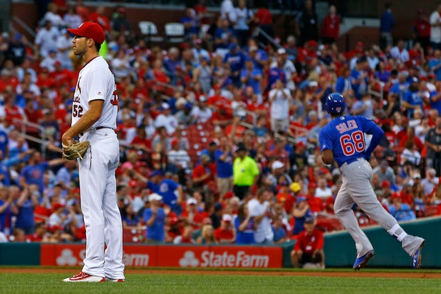 The Cardinals Lost Their 22nd Game