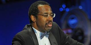 Dr. Ben Carson (AFP/Getty Images)