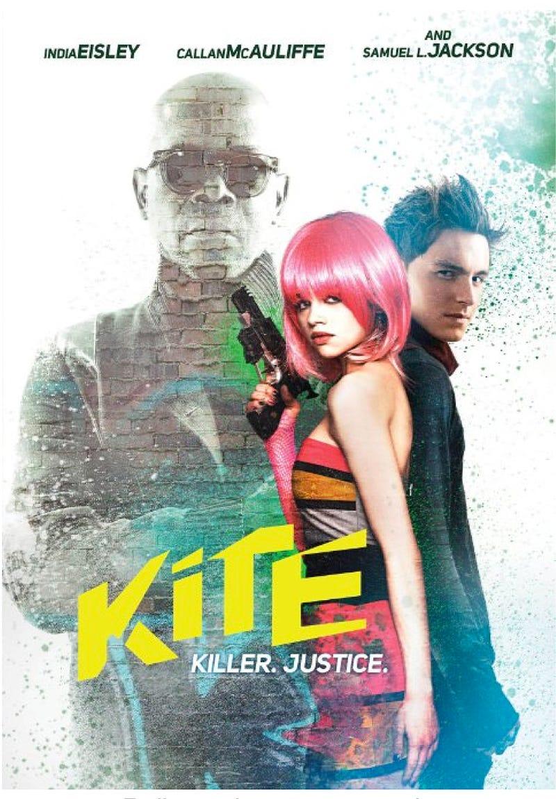 Illustration for article titled Kite (2014)