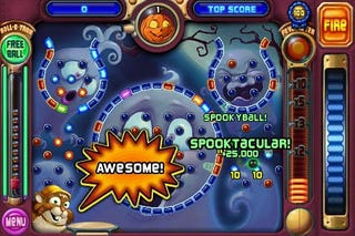 Illustration for article titled Peggle For The iPhone Goes Cheap