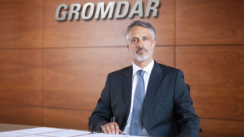 Gromdar inventor Jeffrey Shanes says he hopes Americans will soon be unable to envision their lives without a Gromdar.