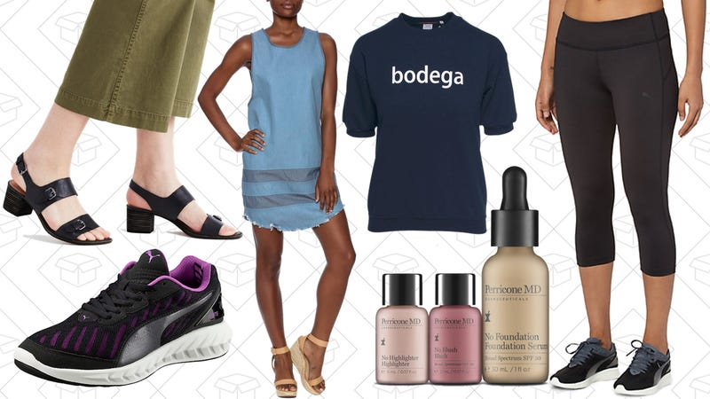 Illustration for article titled Today's Best Lifestyle Deals: Madewell, PUMA, Perricone MD, Shoptiques, and More