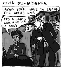 Illustration for article titled New Hark! A Vagrant: Ida B. Wells, Civil Rights Hero