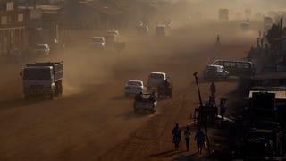 Illustration for article titled Ma olyan meleg lesz, hogy Dél-Szudánban hidegebb lesz