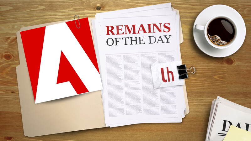 Illustration for article titled Remains of the Day: Adobe Updates Reader and Acrobat to Address Recent Exploits